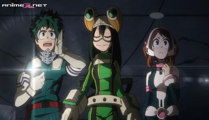ver Boku no Hero Academia: Ikinokore! Kesshi no Survival Kunren