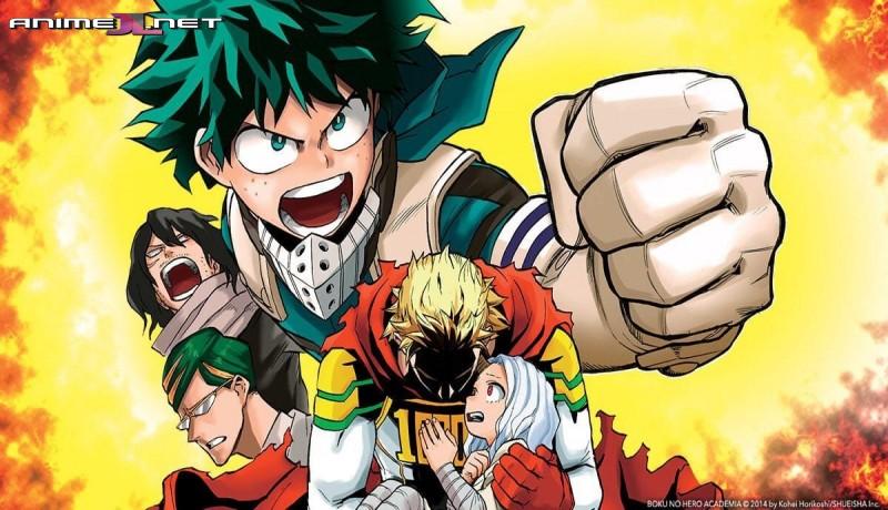 Boku no Hero Academia Season 4 en latino