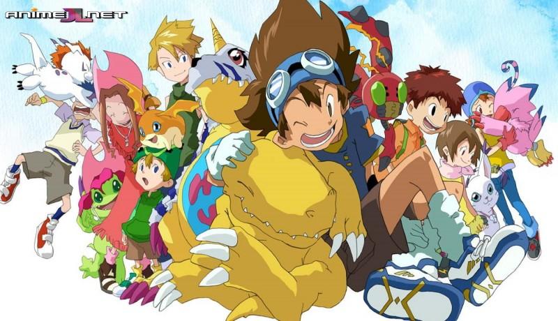 Digimon Adventure (2020) en latino