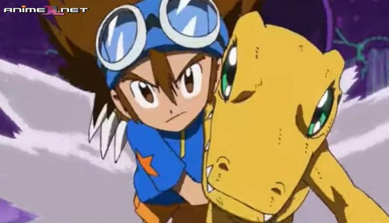 Digimon Adventure (2020) completo