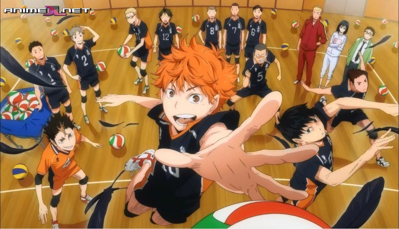 Haikyuu!!: To the Top completo