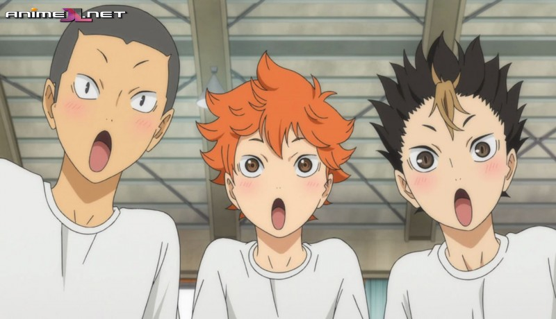 Haikyuu!!: To the Top online