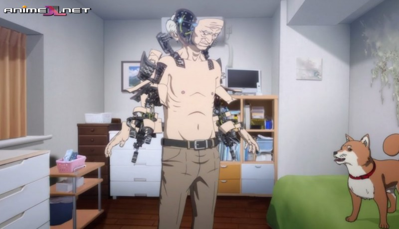 Inuyashiki completo