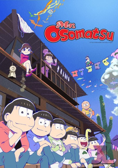 Osomatsu-san Season 3 online