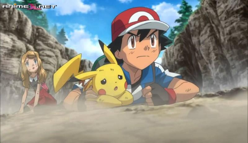 Pokémon XY: Diancie y la crisálida de la destrucción en latino