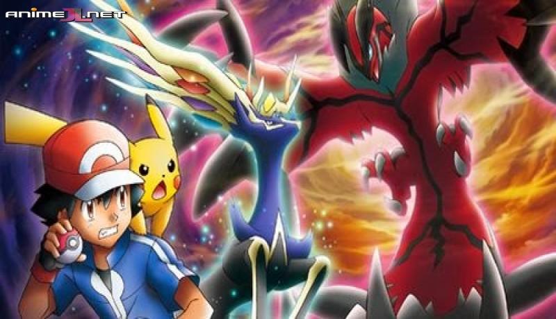 ver Pokémon XY: Diancie y la crisálida de la destrucción