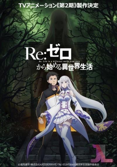 Re:Zero kara Hajimeru Isekai Seikatsu Season 2 online