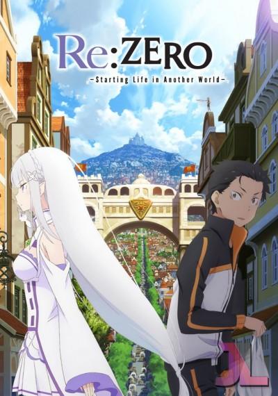 Re:Zero kara Hajimeru Isekai Seikatsu: Shin Henshuu-ban online