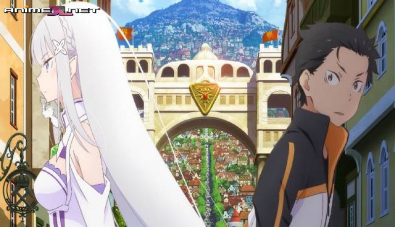 Re:Zero kara Hajimeru Isekai Seikatsu: Shin Henshuu-ban en latino