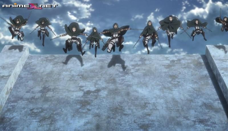 Shingeki no Kyojin Season 3 online