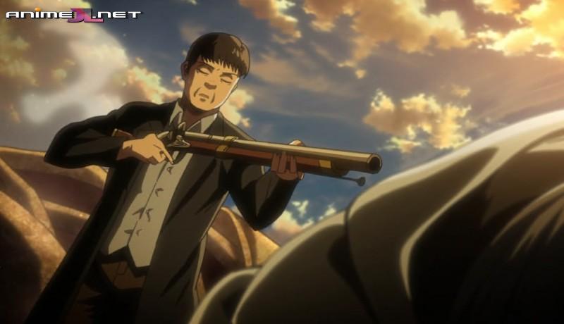 Shingeki no Kyojin Season 3 en latino