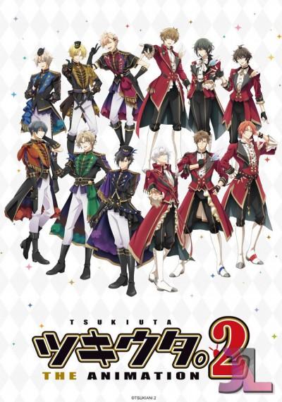 Tsukiuta The Animation 2 online